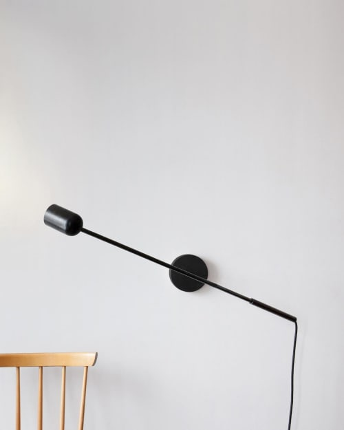 Sconces by In Common With seen at In Common With Studio, New York - Arm Sconce