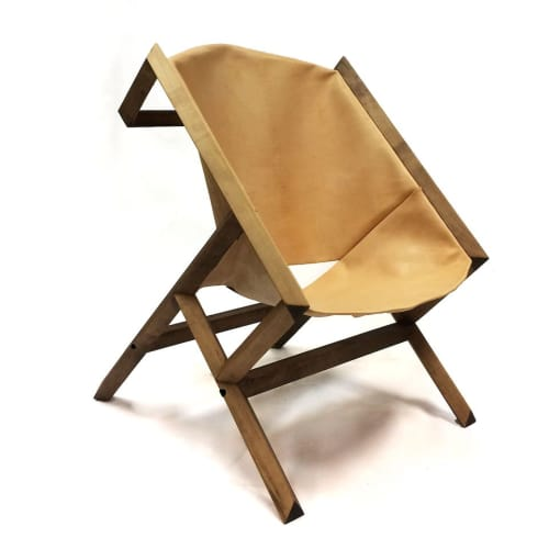 Chairs by Espina Corona seen at Telluride Ski Resort, Telluride - Kanguro Armchair