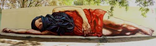 El marian - Street Murals and Murals