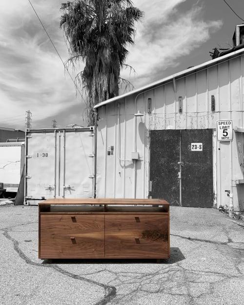 Furniture by stranger furniture seen at Pasadena, Pasadena - Dial M Dresser