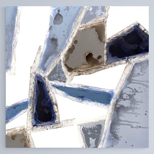 Unfolding /15   Paintings by Cristina Dalla Valentina