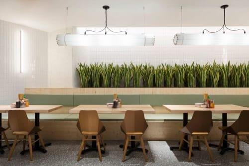 Interior Design by JJ Acuna / Bespoke Studio seen at BEP Vietnamese Restaurant - Interior Design