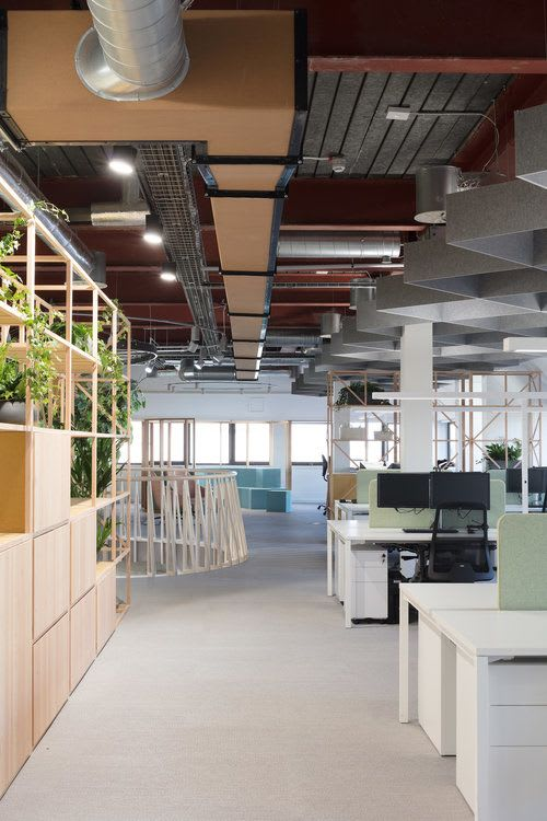 Architecture by Studio Ben Allen seen at Holistic Solutions, Birmingham - Holistic Office project