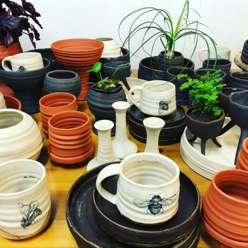 Gerda Huijssen - Tableware and Cups