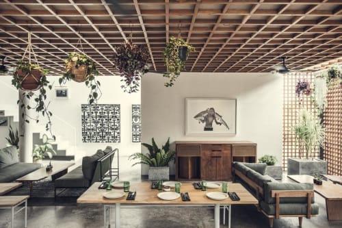 Interior Design by SATARA seen at Bali - Restaurant / Accomodation