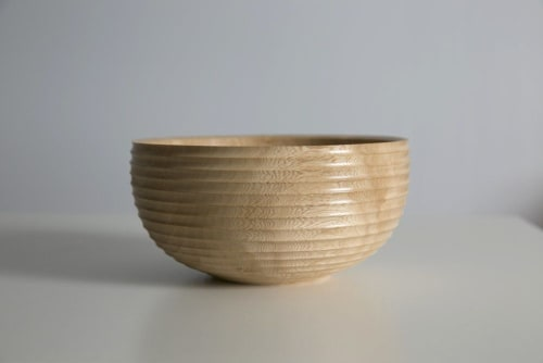 Tableware by From A Seed seen at From a Seed, Medowie - Turned Timber Bowl