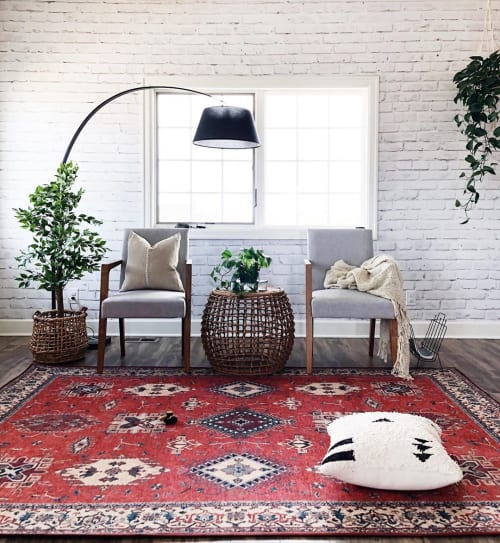 Rugs by Ruggable seen at Holly | Calling All Creators - Rugs
