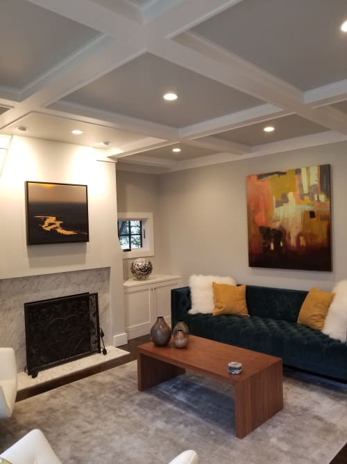 Paintings by SETH SMITH STUDIO seen at Private Residence, Kansas City - Original Abstract