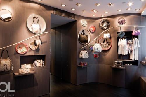 Interior Design by Helene & Olivier Lempereur seen at Barbara Rihl, Paris - Interior Design