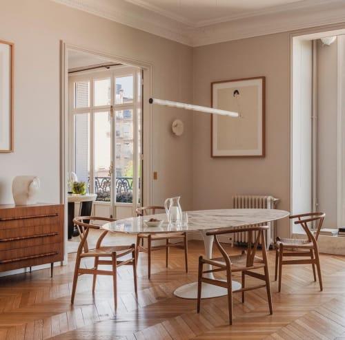 Pendants by Garnier & Linker seen at Private Residence, Paris - CALLISTO Pendant