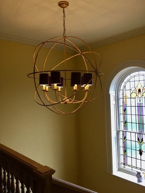 Lighting Design by VILLAVERDE London seen at Private Residence - COUNTRY HOUSE