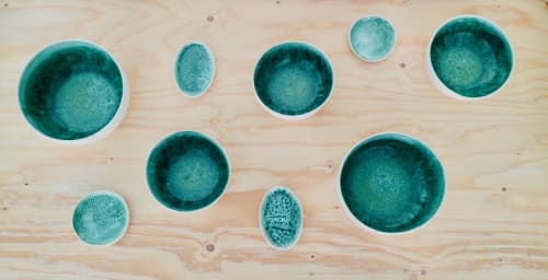 Noriko Nagaoka - Cups and Tableware