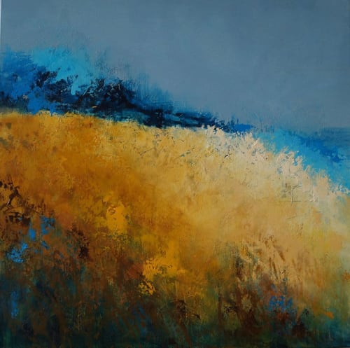 Paintings by Alison Tyldesley - Abstract Painting