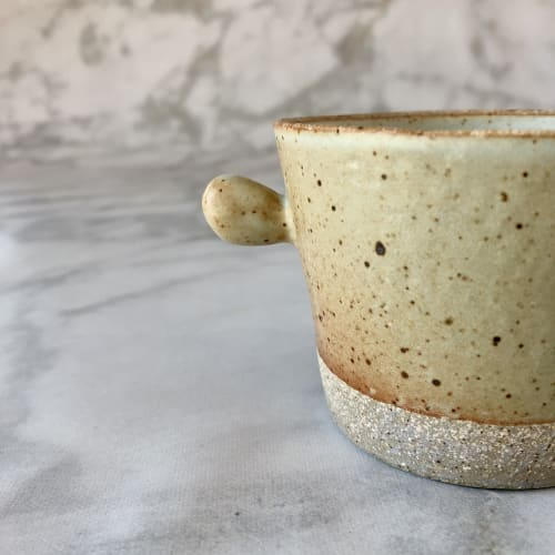 Cups by Tomoko Ceramics seen at Truckee, Truckee - Seafoam - Dessert bowl