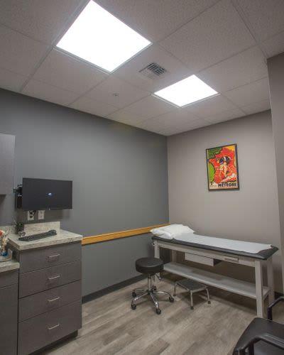 Lighting by TK Lighting seen at Orthopedic Specialty Institute, Coeur d'Alene - Ceiling Light Fixtures