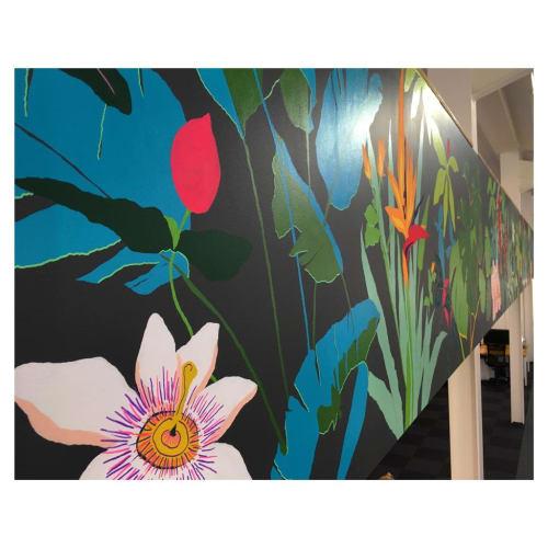 Living Wall Murals