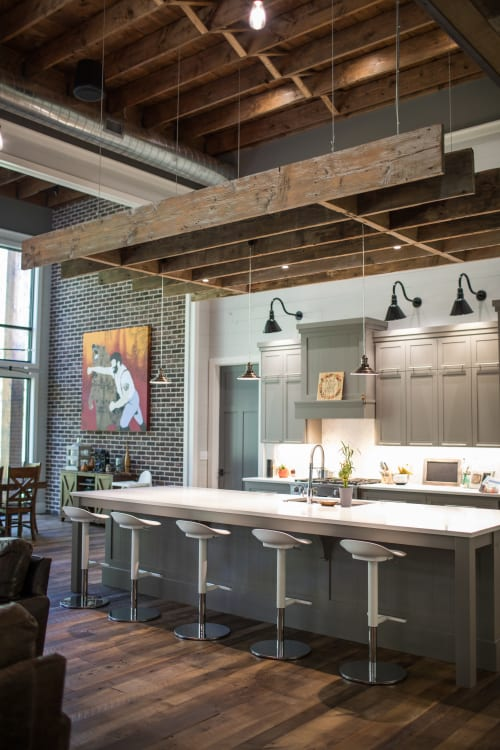 Interior Design by Timber & Beam seen at Private Residence, Bartlesville, OK, Bartlesville - Urban Eclectic