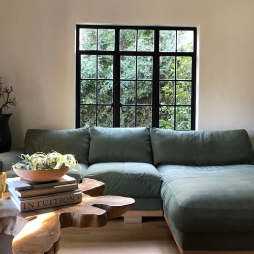 Couches & Sofas by Shelter Half seen at Los Angeles, Los Angeles - SH 001 Sectional Sofa