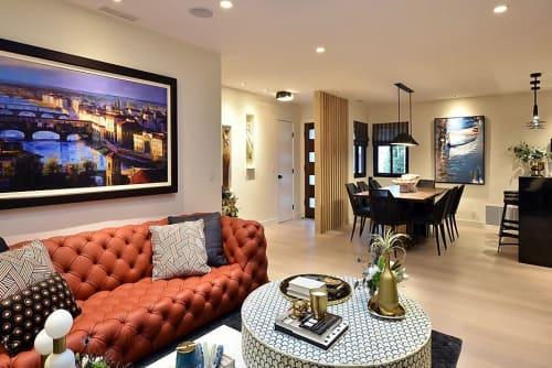 Interior Design by KC Interior Design seen at Private Residence, Encinitas - Sanchez Residence