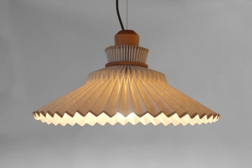 Amah Pendant Lamp   Pendants by From the Source