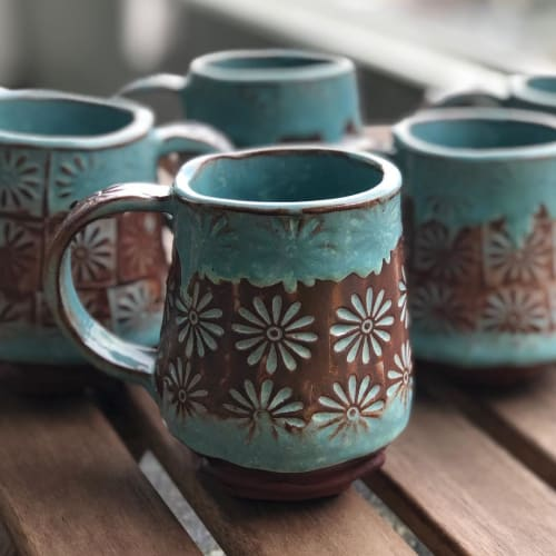 Cups by Lianna Klassen seen at Vancouver, Vancouver - Monday Mugs
