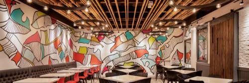 Dos Pinceles - Murals and Art