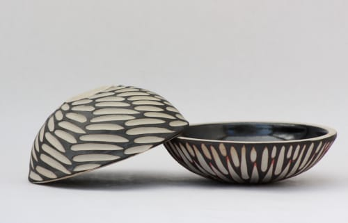 Tableware by Ceramics by Judith seen at Arcadia Area, Phoenix - ceramic bowls