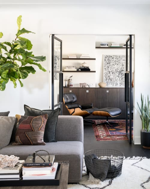 Interior Design by Dado seen at Private Residence, Denver - Park Hill Residence