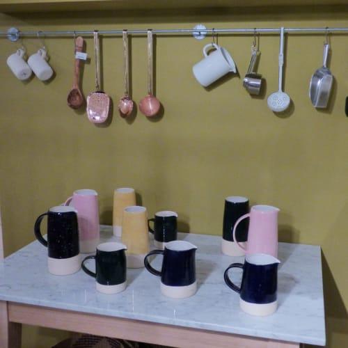Vases & Vessels by Church Street Workshops. seen at Stoke Newington, London - Classic Ceramic Jug.