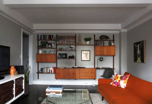Interior Design by MODERNOUS seen at Private Residence, New York - Manhattan Modern