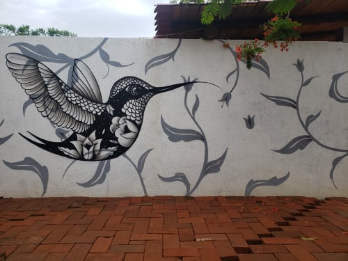 Revilla pacheco - Murals and Paintings