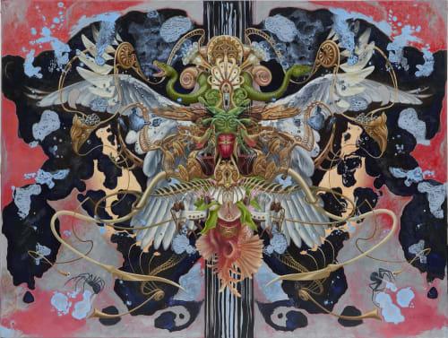 Heidi Taillefer - Murals and Art