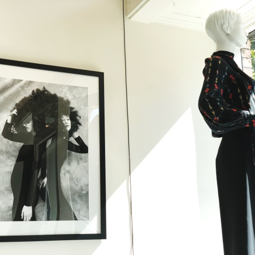 Danielle San Francisco, Stores, Interior Design
