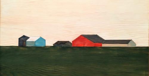 Jennifer Urquhart - Paintings and Art