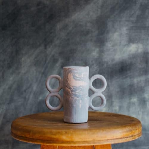 Vases & Vessels by Mesut Ozturk seen at Private Residence, Paris - Halka Vase