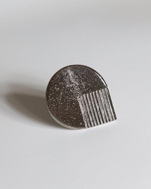 Hardware by Mi&Gei Hardware Design Studio seen at Creator's Studio, Assagao - BRASS CURTAIN TIE BACK F06