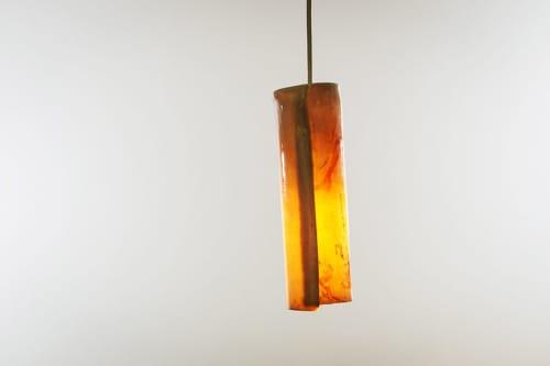Pendants by Sarah Tracton seen at Creator's Studio, Melbourne - Sarah Tracton