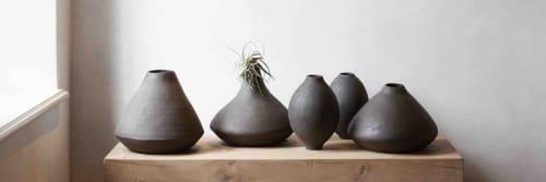 Juliet Eidelman Ceramics - Pendants and Planters & Vases