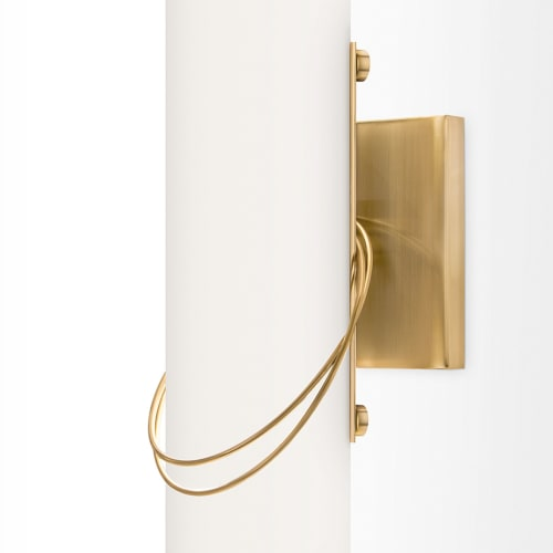 Sconces by Scott Lamp seen at Hotel LeVeque, Autograph Collection, Columbus - Model 6328