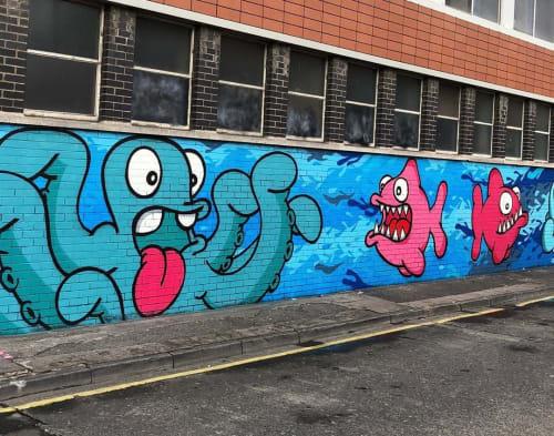 Nol art - Street Murals and Murals