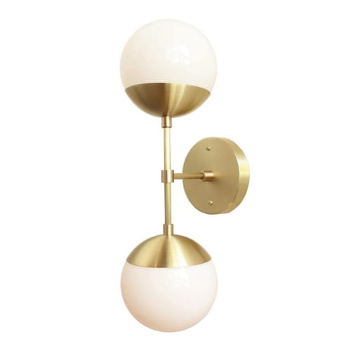Sconces by Cedar & Moss seen at Private Residence, Los Angeles - Theo Sconce