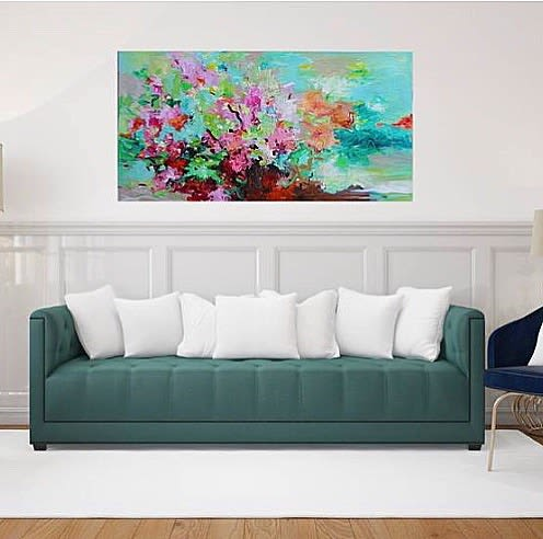 Interior Design by Art by Geesien Postema seen at Private Residence - Private home