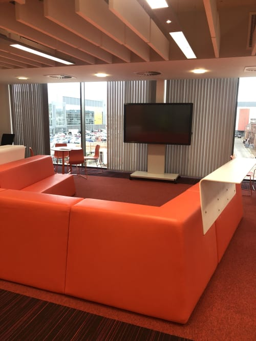 Couches & Sofas by SDC_lab seen at Middlesbrough, Middlesbrough - Tailor made sofa