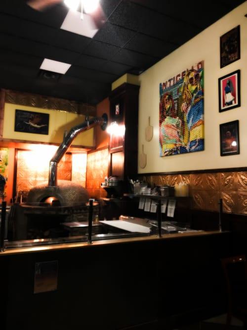 Paintings by Cheryl Hicks seen at Longview, WA, Longview - Cheryl Hicks