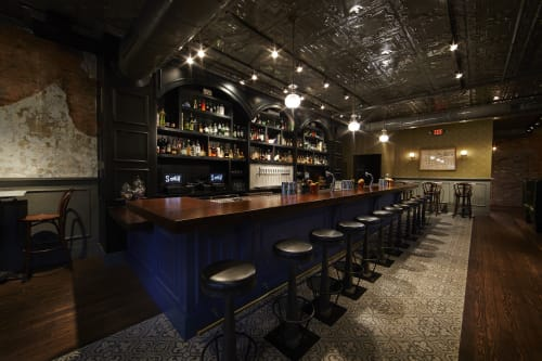 Interior Design by PRN Interior Design seen at Cincinnati, Cincinnati - Sundry and Vice