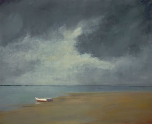 "Art & Wall Decor by YJ Contemporary seen at East Greenwich, East Greenwich - Anne Packard ""Evening Calm"""