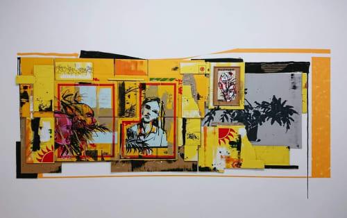 TitiFreak - Murals and Paintings
