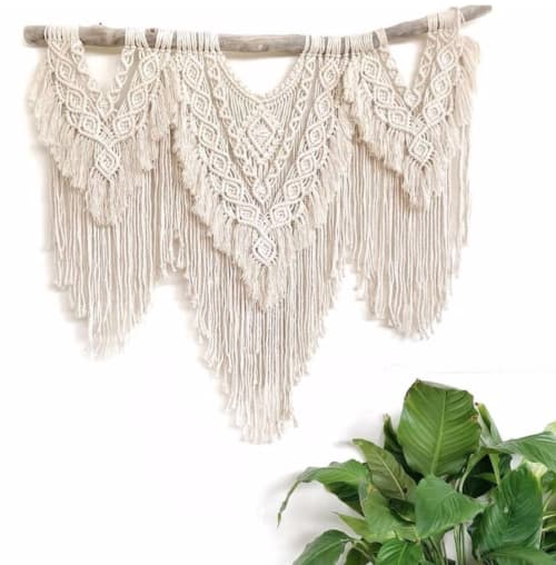 Macrame Wall Hanging by Home Vibes Macrame seen at Creator's Studio, Gold Coast - Insight Pattern