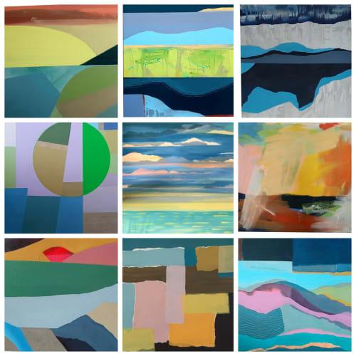 Sally Burch (BA Hons) - Paintings and Art