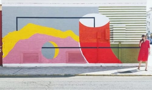 Irene Infantes - Street Murals and Rugs